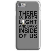 Sirius Black Quote iPhone Case/Skin