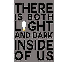 Sirius Black Quote Photographic Print