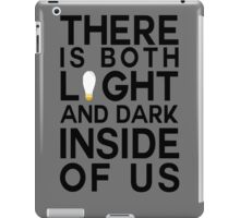 Sirius Black Quote iPad Case/Skin
