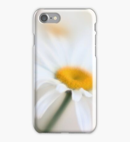 White Sunday iPhone Case/Skin