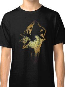 Final Fantasy IX logo grunge Classic T-Shirt