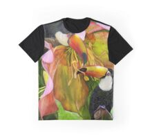 Tropic Spirits - Toco Toucans Graphic T-Shirt