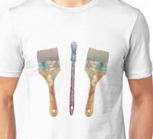 Artist Brushes Unisex T-Shirt