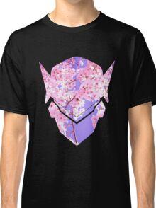 Genji Sakura Spray Classic T-Shirt