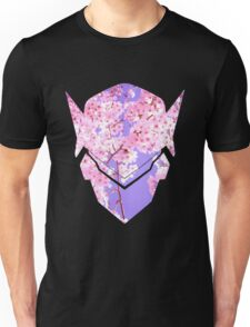 Genji Sakura Spray Unisex T-Shirt