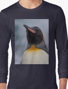 King Penguin  Long Sleeve T-Shirt