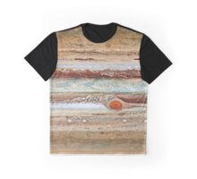 Jupiter - Surface map Graphic T-Shirt