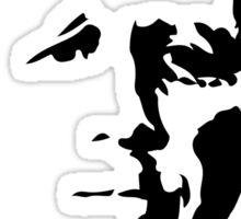 Gary Imlach Silhouette  Sticker