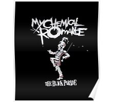 Alstyle Men's My Chemical Romance The Black Parade T-Shirt Poster