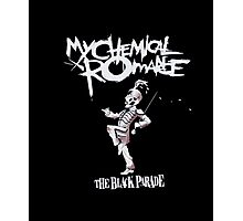 Alstyle Men's My Chemical Romance The Black Parade T-Shirt Photographic Print