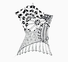 Zentangle Pattern 3 Unisex T-Shirt
