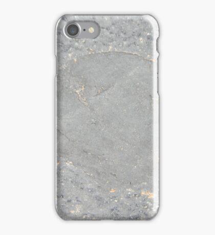 Portrait in Asphalt iPhone Case/Skin