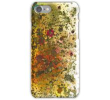 Abstraction Autumn iPhone Case/Skin