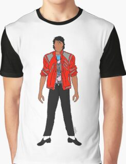 Beat IT Jackson Graphic T-Shirt