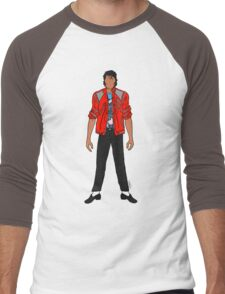 Beat IT Jackson Men's Baseball ¾ T-Shirt
