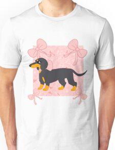 Fancy Weiner Unisex T-Shirt