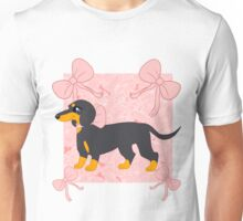 Fancy Weiner Unisex T-Shirt