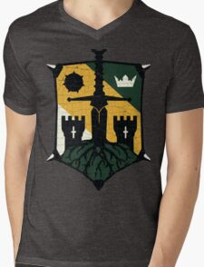 For Honor - Knight Logo Mens V-Neck T-Shirt
