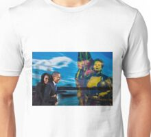 Allegory about  007  14 08   Unisex T-Shirt