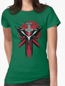 For Honor - Vikings Logo Womens Fitted T-Shirt