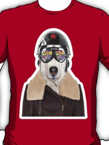 best dog work like aviator T-Shirt