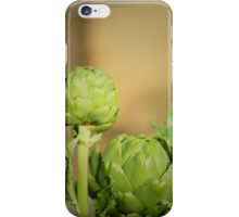Artichokes iPhone Case/Skin