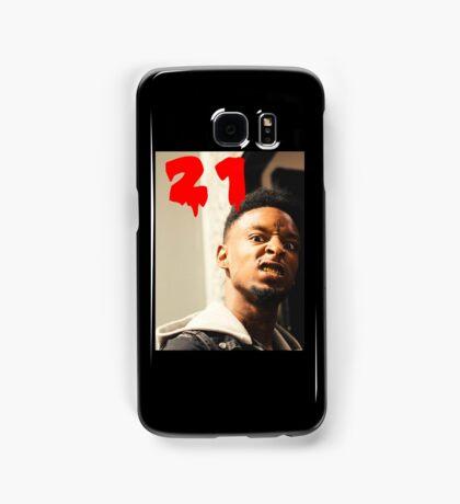 21 savage Samsung Galaxy Case/Skin