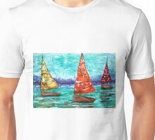 Sailboat Dreams Unisex T-Shirt
