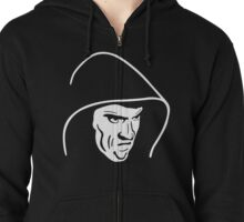 Phelps Face It Zipped Hoodie
