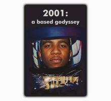 Lil B 2001: A based Godyssey by MessyTable