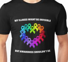 Awareness Shouldn't Be Unisex T-Shirt