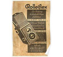 Rolleiflex 1938 Poster