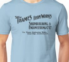 Thames Ironworks Unisex T-Shirt