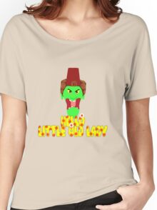 "Kettle Witch-""Hello, Little Old Lady"" Women's Relaxed Fit T-Shirt"