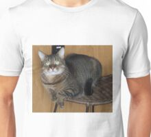WHAT YOU DOING? Unisex T-Shirt
