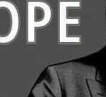 Dean Ambrose- How About Nope Sticker