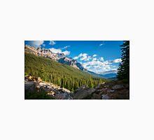 Valley Near Moraine Lake Banff Unisex T-Shirt