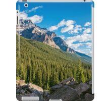 Valley Near Moraine Lake Banff iPad Case/Skin