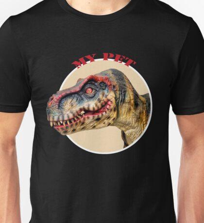 Mr. T-Rex. My Pet Unisex T-Shirt