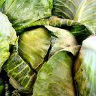Cluster of Cabbages by debidabble