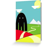 The Sky Maker Greeting Card