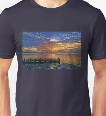 Morning Rays Unisex T-Shirt