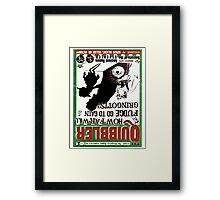 Quibbler?  Framed Print