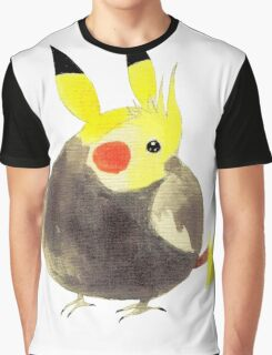 Pikatiel Cockatiel  Graphic T-Shirt