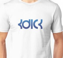 KDick - Durant is a dick (blue) Unisex T-Shirt
