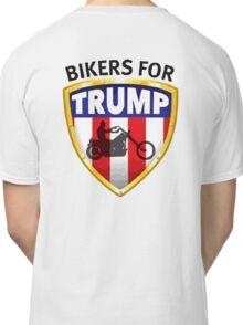 Bikers For Trump Classic T-Shirt