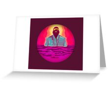 Captain Murphy Duality Greeting Card