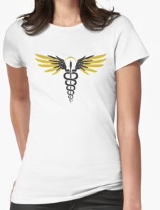 Medic! Womens Fitted T-Shirt