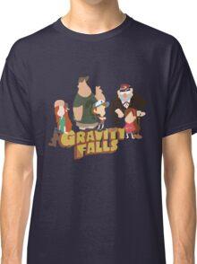 Gravity Falls Classic T-Shirt