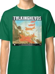 Talking Heads Vinyl Artwork Classic T-Shirt